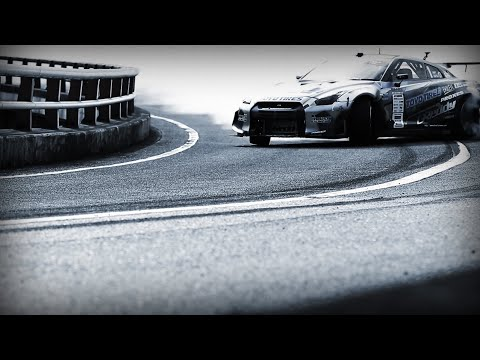 【ドリフト動画】GT-R  Drift on Hakone Turnpike