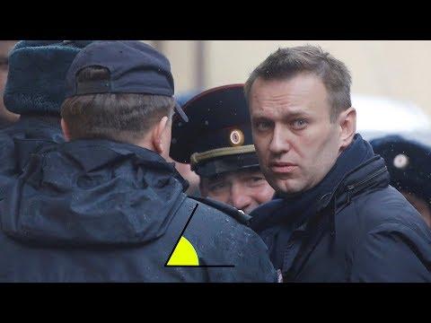 Навальный задержан. Пройдут ли ближайшие митинги? [NEWS 29.09.17] / Острый Угол