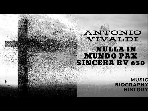 Вивальди Антонио - Nulla in mundo