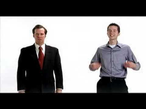 """I Love You"" Bank vs. Credit Union ad"