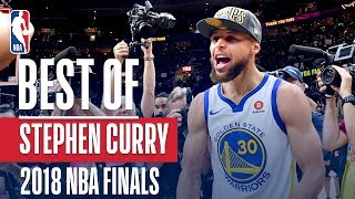 Stephen Curry's Best Plays From The 2018 NBA Finals