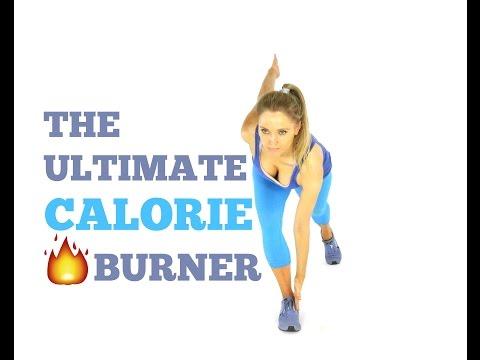 CALORIE BURNING WORKOUT -14 Minutes and Burn 100's of Calories