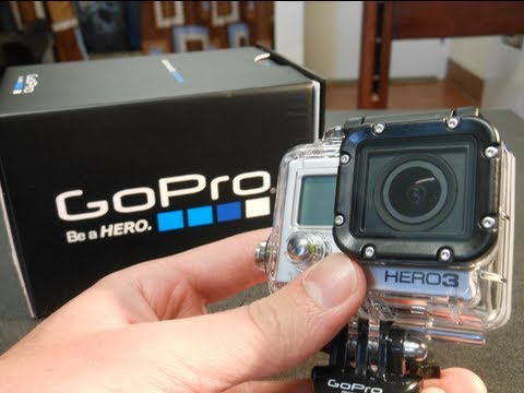 GoPro Hero 3 Black Edition: IN DEPTH REVIEW + UNBOXING