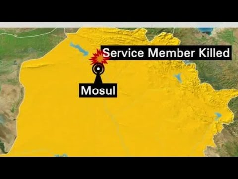 Navy SEAL killed during ISIS firefight in Iraq