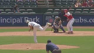 2019 Alta-Aurelia Warrior Baseball Video