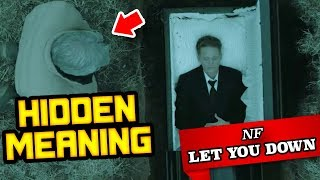 Download Lagu HIDDEN MEANING: NF - Let You Down Gratis STAFABAND