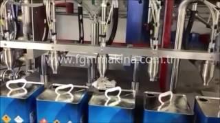 loadcell (Teneke Dolum makinası)