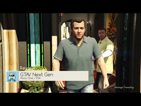 GTA 5 Review Xbox One & PS4 First Look Grand Theft Auto 5