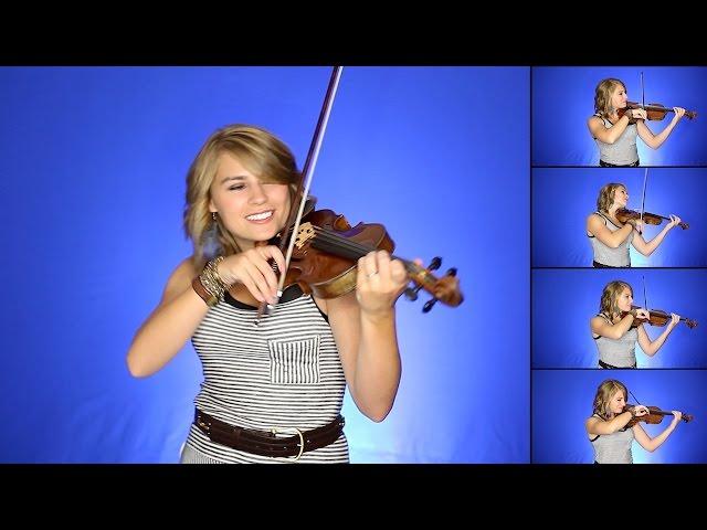 "Binks' Sake (From ""One Piece"") - Violin - Taylor Davis"