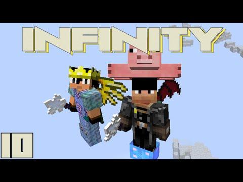 Minecraft Mods FTB Infinity - RITUAL [E10] (HermitCraft Server)