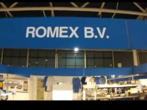 Romex BV booth at the E&A-2011