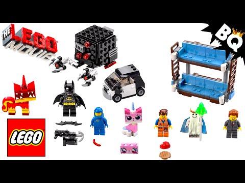 2015 LEGO Movie Official Set Images Revealed