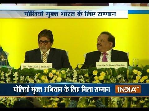 Amitabh Bachchan, Harshvardhan named UNICEF Goodwill Ambassador