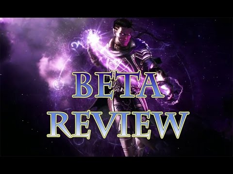The Elder Scrolls Legends Beta Review: Gameplay. Decks. Story. and more!