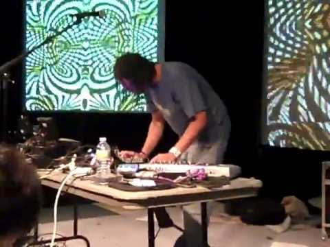 Ultrasyd - Live At Blip Festival 2011 - New York - Eyebeam