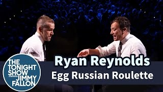 Download Lagu Egg Russian Roulette with Ryan Reynolds Gratis Mp3 Pedia