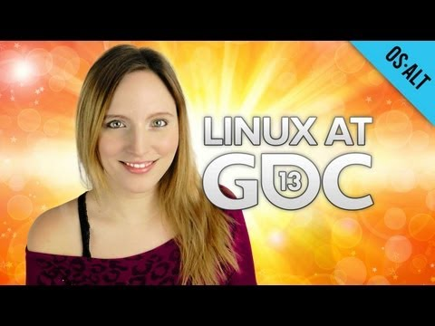 A Linux Gaming Revolution Begins : GDC 2013