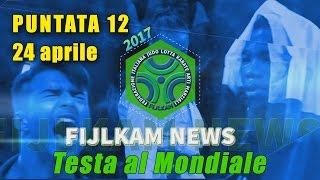 FIJLKAM NEWS 12 - TESTA AL MONDIALE