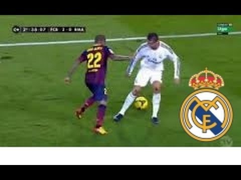 Dani Alves vs Real Madrid (26/10/13) HD