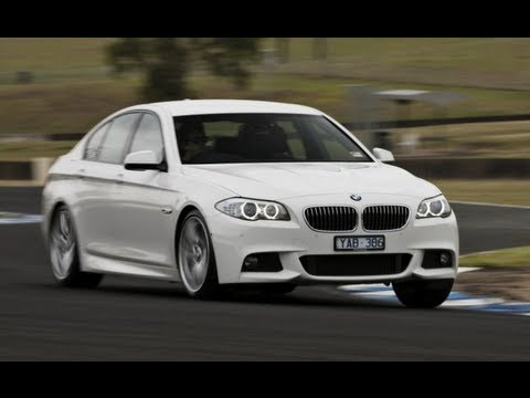 BMW M550d X Drive Road Test - CHRIS HARRIS ON CARS