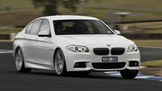 BMW M550d X Drive Road Test - /CHRIS HARRIS ON CARS