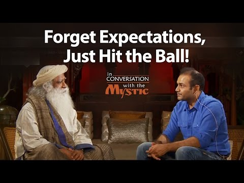 Virender Sehwag with Sadhguru | Through the Mystic Eye