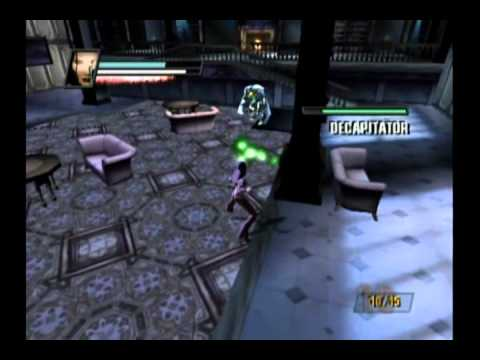 Marvel Nemesis: Rise of the Imperfects Walkthrough Part 15 (GameCube)