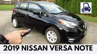 2019 Nissan Versa Note SV Special Edition Detailed Walk Around and Review