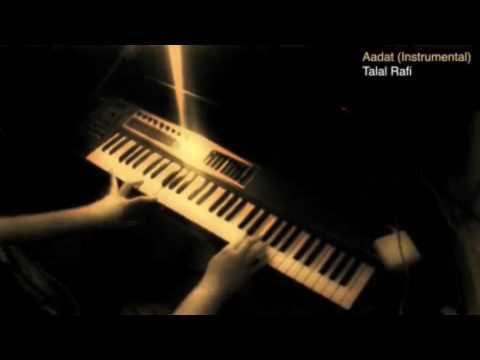 Aadat (Instrumental) - Talal Rafi (GOONJ)