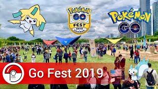 Go Fest Chicago 2019 (Parte 2) | Visão geral - Pokémon GO
