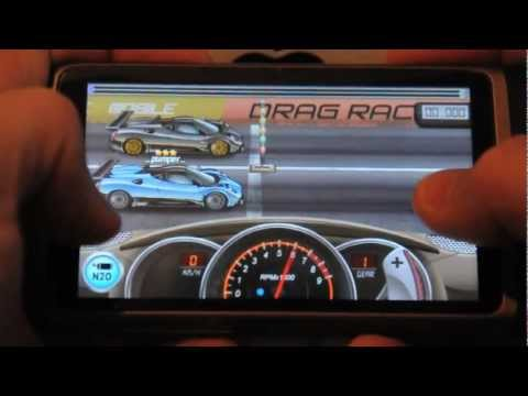 Pagani Zonda R Tune 1/2 mile - 11.632 - Drag Racing - Level 8
