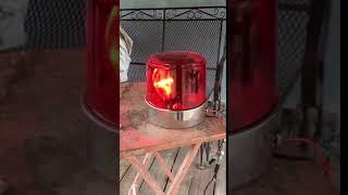 fire truck light NEW OLD STOCK