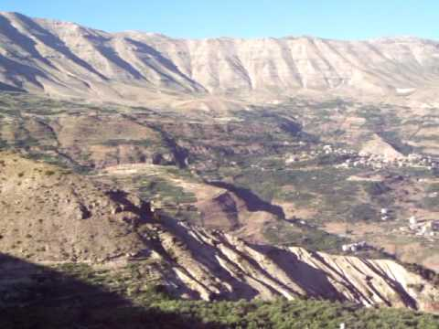Lebanon travel -Bcharre