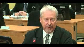 Gilles Surprenant M. TPS l�che une bombe � la Commission Charbonneau