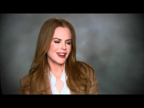 Nicole Kidman on working with Aaron Eckhart in 'Rabbit Hole'