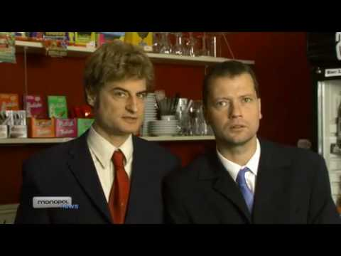 Monopol News Winter 2008 (Innovationspreis d.dt Films 2008) mit Julio Medem, Axel Milberg