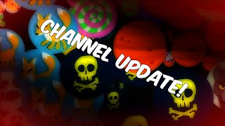 YOUTUBE CHANNEL UPDATE! #2 // SPECIAL NEWS + NEW DONATION LINK!! DONATE!!