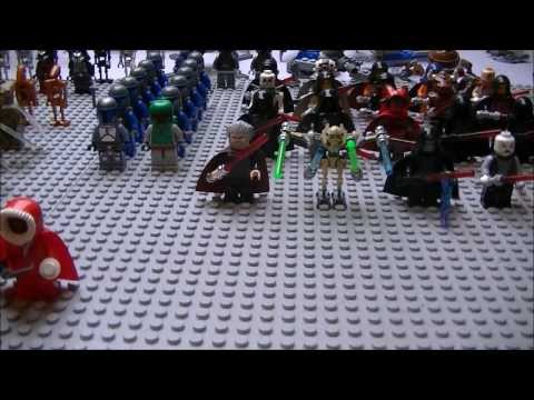 lego star wars droid army 2014! 100 subscriber video!!