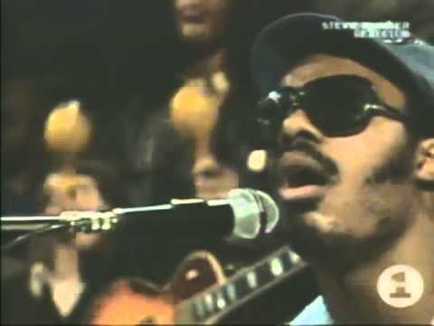 Stevie Wonder live at Musikladen, 1974