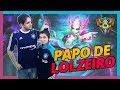 Lagu PAPO DE LOLZEIRO 04: CUTE, a única menina Desafiante do Brasil