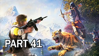 Far Cry 4 Walkthrough Part 41 - Hunts & Outposts (PS4 Gameplay Commentary)