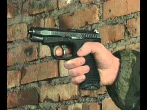 GSh-18 Pistol (пистолет ГШ-18)