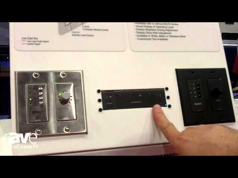 InfoComm 2014: Radio Designs Lab Details its Remote Controlled Stereo Audio Selector