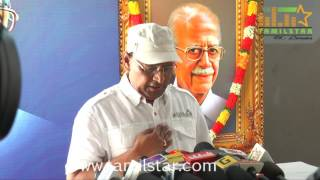Stars And Celebrities At Chandra Haasan's Memorial Meet