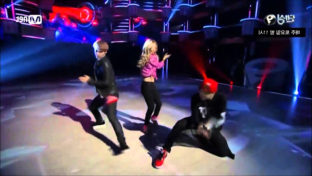 [MIRRORED] Kai/Lay/Hyoyeon - Mnet Dancing9 Performance ...