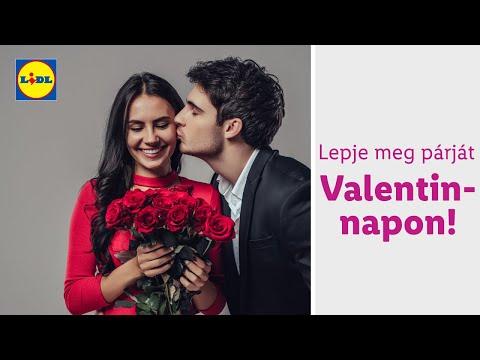 Lepje meg a párját Valentin-napon! | Lidl