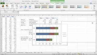 Excel Box Plot Template