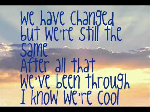 Cool-gwen Stefani W lyrics video