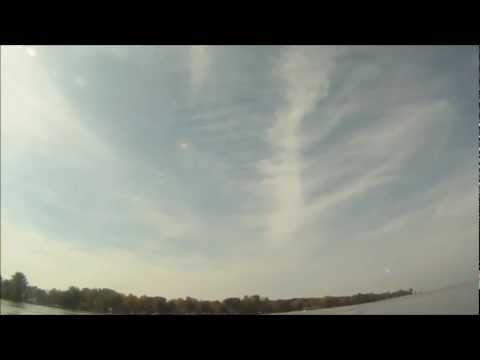 RC Seawind On Oneida lake, Sylvan Beach NY HD GO PR