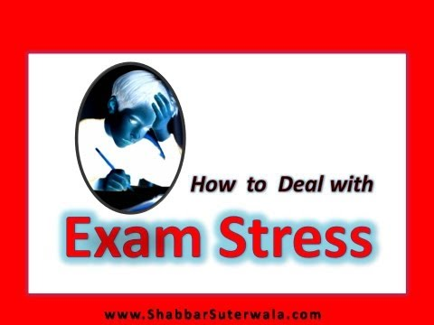 Exam Stress Quotes Exam Stress For Students